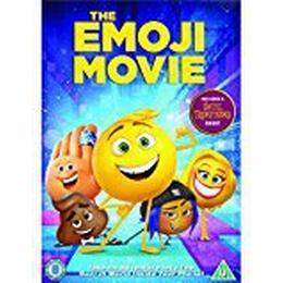 The Emoji Movie [DVD] [2017]